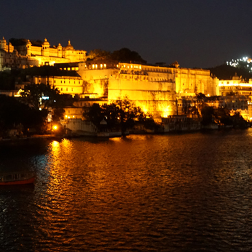 Birthday in Udaipur