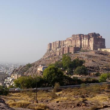 Jodhpur and the Mehrangarh Fort