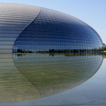 Beijing Symphony at the National Theater