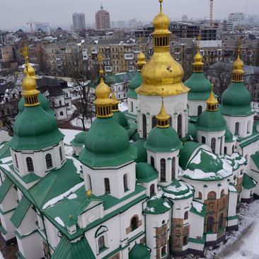Kiev Layover