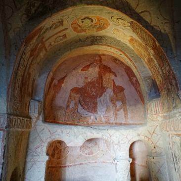 Cappadocia – Goreme Open-air Museum