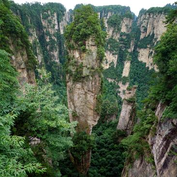 Zhangjiajie – Yuanjiajie Scenic Area