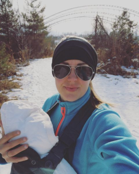 b4ca880b Winter Hiking with a Newborn | Adventure Report