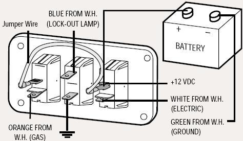 wiring diagram for older trailer  dutchmen owners