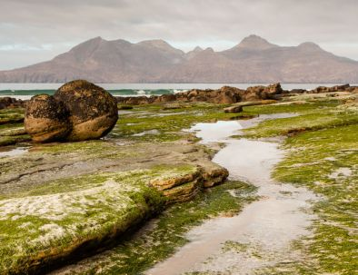 Rum from Eigg (©Leading Lines)