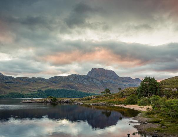 Slioch and Loch Maree (©Leading Lines)