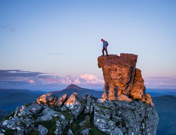 Cobbler summit (©Leading Lines)