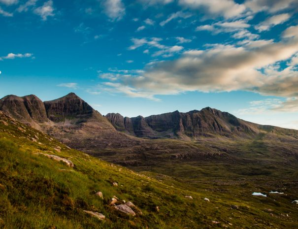 Liathach from the north (©Leading Lines)