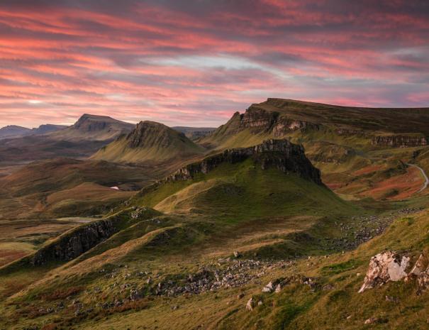 Quiraing - Skye (©Leading Lines)