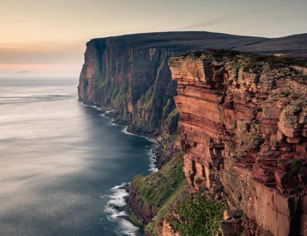 St Johns Head - Hoy - Orkney (©Leading Lines)