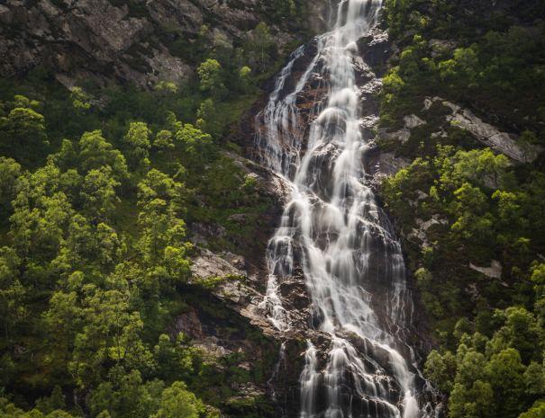 Steall Falls - Glen Nevis (©Leading Lines)