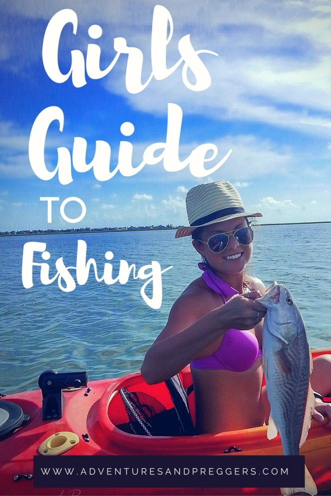 girls guide to fishing pins
