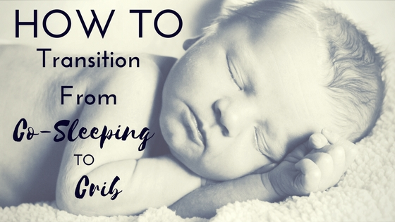 How to Transition from Co-sleeping to Crib