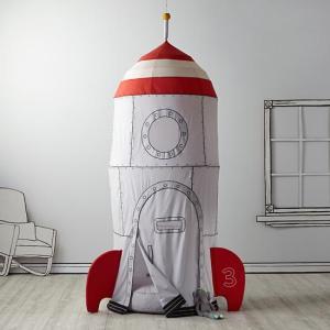Rocket Ship Tent Fort