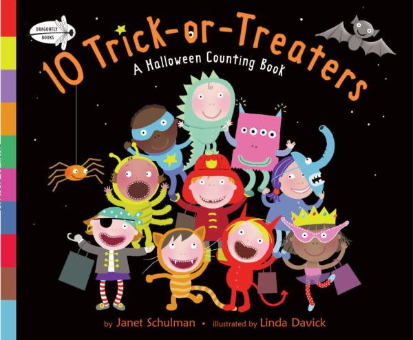 Halloween Book for Kids