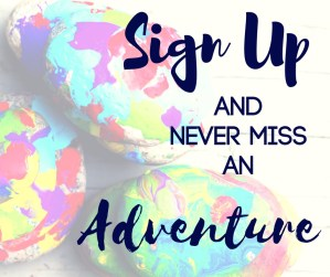 Sign up and Subscribe to Adventures and Preggers