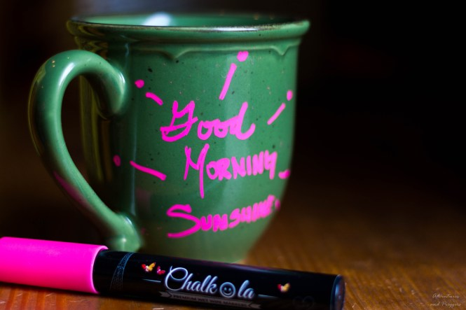uses for chalk pens