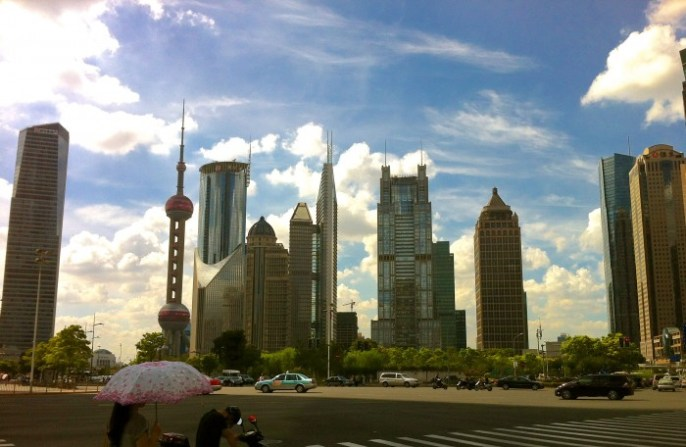 Shanghai: the most impulsive trip of a lifetime