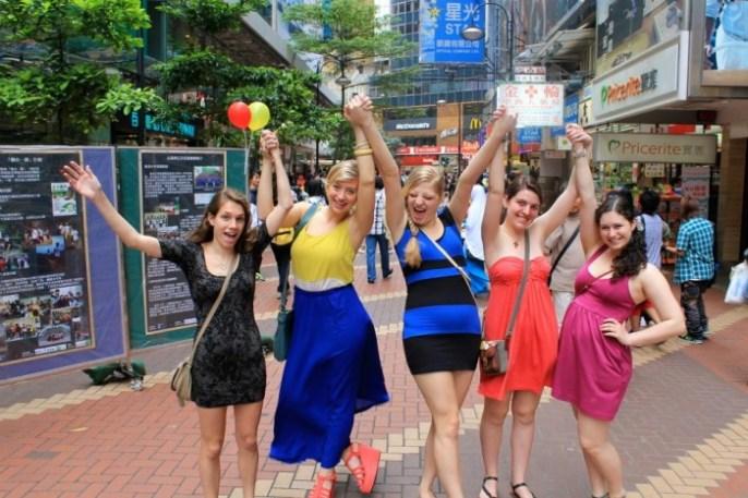 Spring Break: Hong Kong and Macau