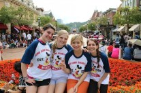the other group at Disneyland