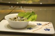 China oysters