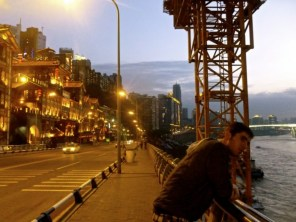 Yangtzee River Chongqing