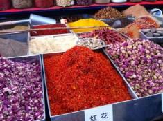 Urumqi market