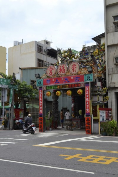 Tainan temples