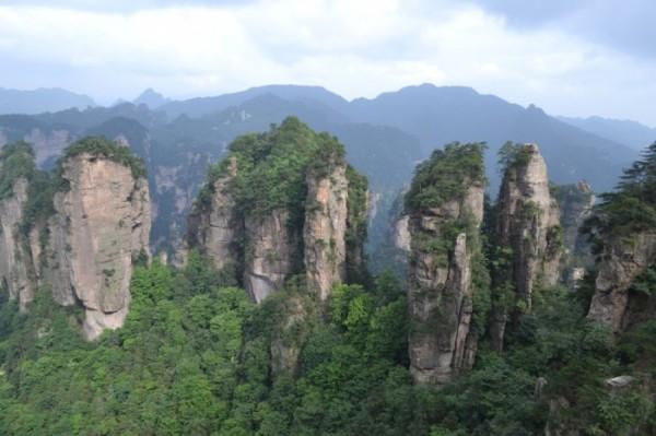 Zhangjiajie: Climbing the Avatar Mountains
