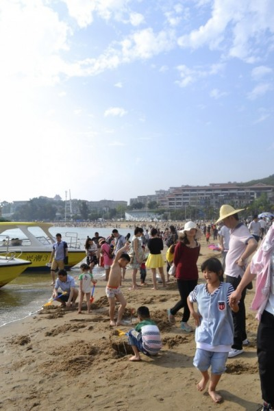 Xiamen beach