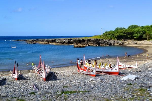 Orchid Island beach