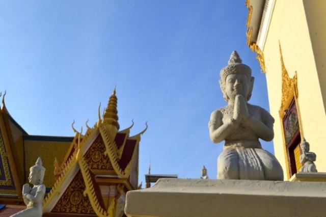 Silver Pagoda Cambodia