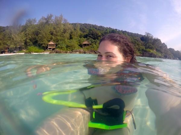 Snorkeling Koh Rong
