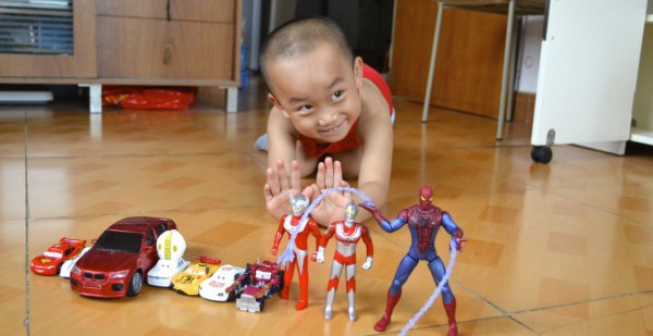 ESL China kids