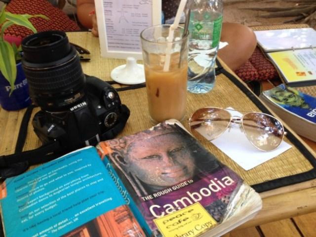 Cambodia Rough Guides