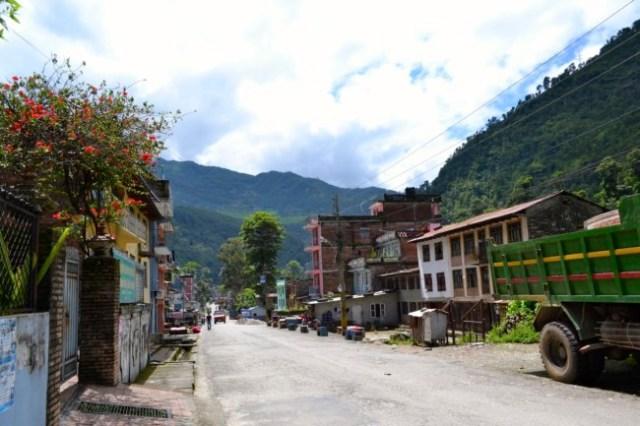 Nepal villiage