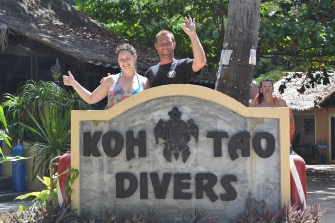 Learning to Scuba Dive with Koh Tao Divers