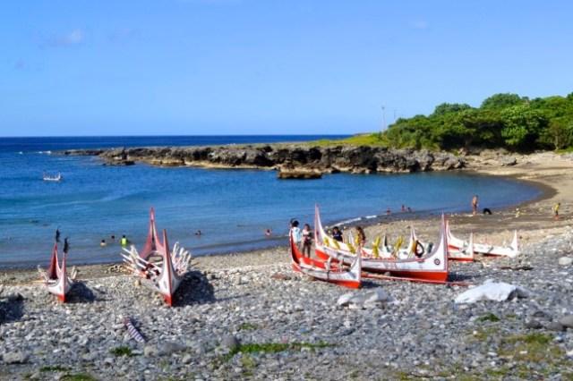Lanyu beach
