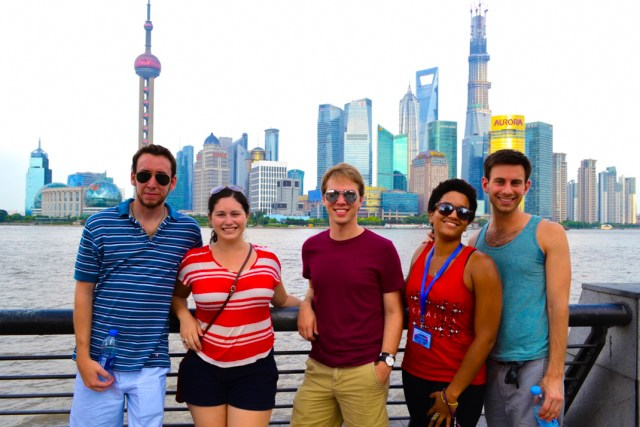 TEFL training Shanghai