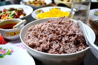 Bangkok homestay dinner