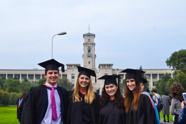 Nottingham graduation China