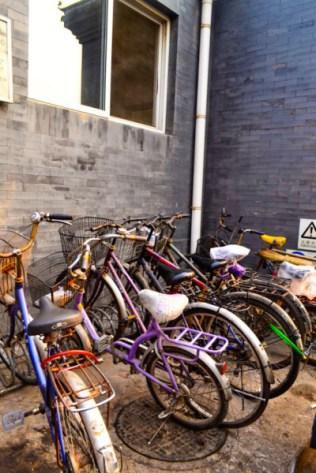 hutong bicycles