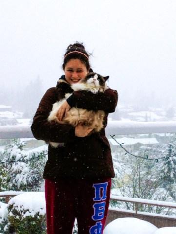 Edmonds cat
