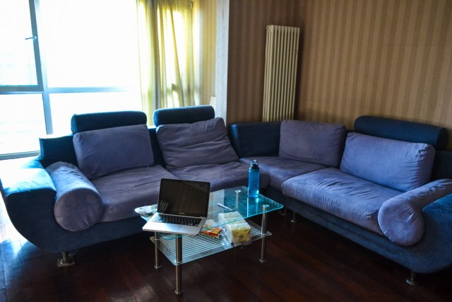 Beijing studio apartment