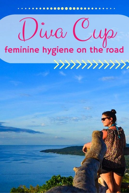 Diva Cup for travel
