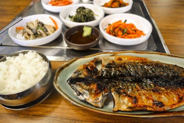 Korean fish