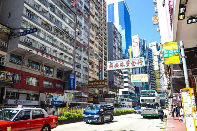 Hong Kong Causway Bay