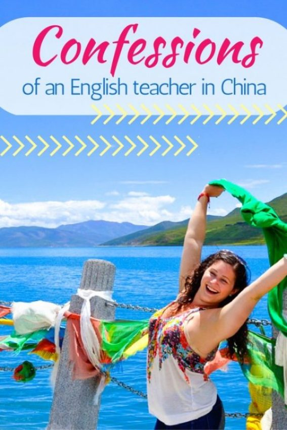 Confessions of an ESL teacher