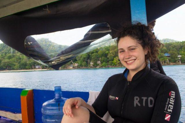 Sumatra diving
