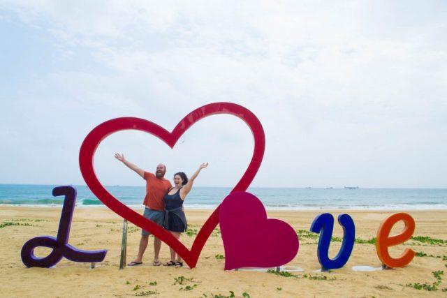 Hainan beach